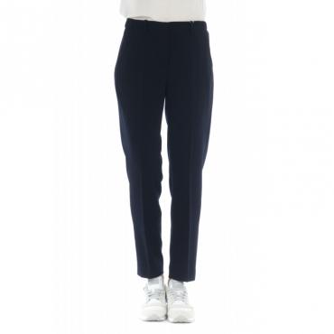 Pantalone donna - 172659 d9424 galene 824 - Blu