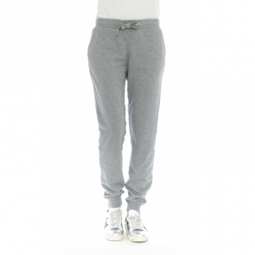 Pantalone donna - F19217 pantalone felpa 34 - grigio