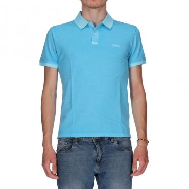Vintage mackinack polo BLU