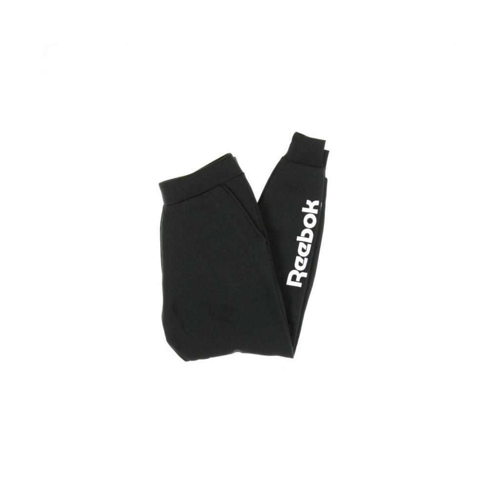REEBOK PANTALONE TUTA CL V P JOGGER BLACK Pantaloni e Shorts |B