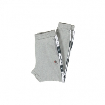 TROUSERS TUTA 3 STRIPES PANTS MEDIUM GRAY HEATHER |