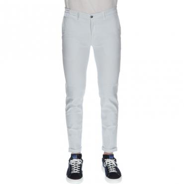 Pantalone sartoriale slim fit GRIGIO