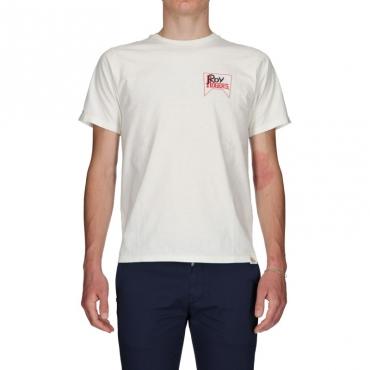 Tshirt jersey mini roy BIANCO