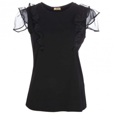 T-Shirt Paradise Seduction 22222NERO