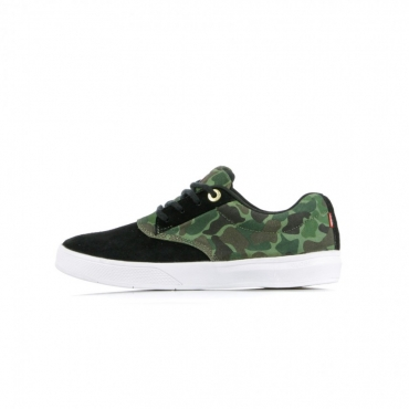 SCARPE SKATE THE EAGLE SG BLACK/GREEN CAMO