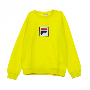 FELPA GIROCOLLO RIAN CREW EMPIRE YELLOW