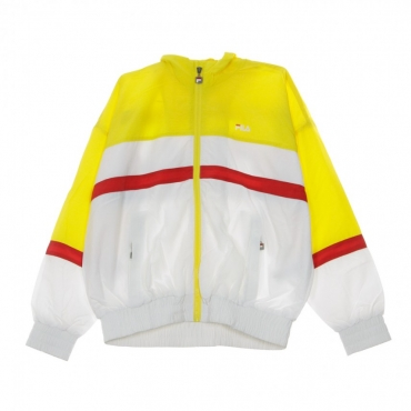 WINDBREAKER KAYA EMPIRE YELLOW/BRIGHT WHITE/BLACK