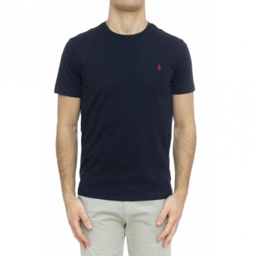 T-shirt uomo - 680785 t-shirt logo 004 - Blu