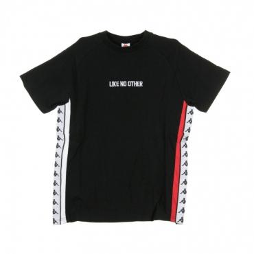 MAGLIETTA AUTHENTIC BALMIN BLACK/RED/WHITE