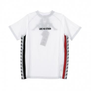 MAGLIETTA AUTHENTIC BALMIN WHITE/RED/BLACK