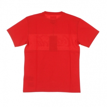 MAGLIETTA TOMMY X COCA COLA TEE RED/BRIGHT WHITE