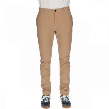 Pantalone Tommy Hilfiger Uomo Essential Slim Chino 246 TIGERS EYE