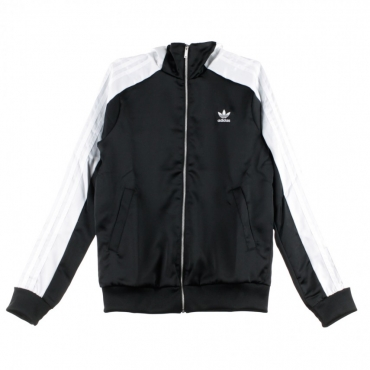 TRACK JACKET TRACK TOP BLACK