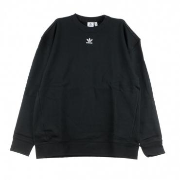 FELPA GIROCOLLO SWEATER BLACK
