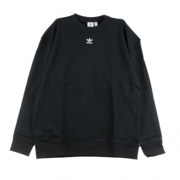 FELPA GIROCOLLO SWEATER BLACK