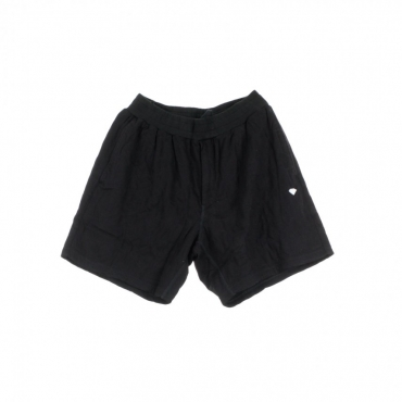 PANTALONE CORTO QUILTED SHORTS BLACK