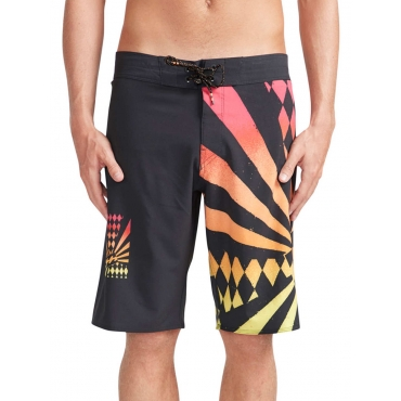 BOARDSH RISING SUN BILLABONG BLACK