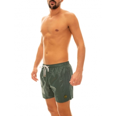 SHORTS FAAK DARK GREEN