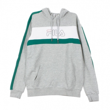 FELPA CAPPUCCIO MIRO HOODIE LIGHT GREY MEL/BROS/BRIGHT WHITE