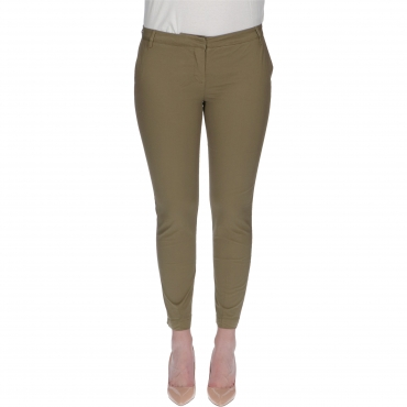 PANT ISABEL FLORIDA CHINO W REIGN MILITARE