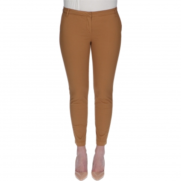 PANT ISABEL FLORIDA CHINO W REIGN TABACCO