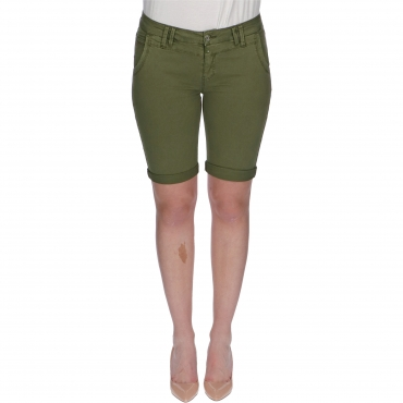 SHORTS NALI W TIMEZONE rainforest green