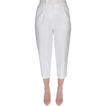 PANT INDIA ANONYME WHITE