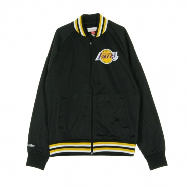TRACK JACKET TOP PROSPECT TRACK JACKET LOSLAK BLACK/ORIGINAL TEAM COLORS
