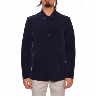 Munich jacket BLU