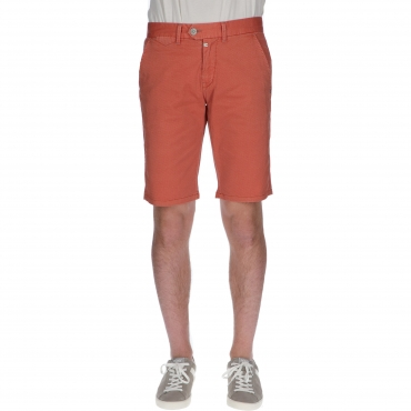 BERM SLIM JANNO CHINO red pattern