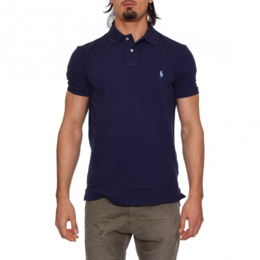 Polo slim fit NAVY