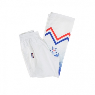 PANTALONE LUNGO ALL STAR WARM UP PANTS ALL STAR GAME EAST 1991 WHITE/ORIGINAL TEAM COLORS