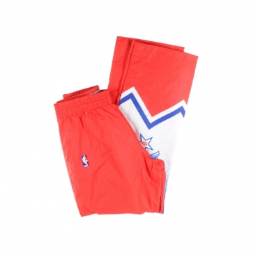 PANTALONE LUNGO ALL STAR WARM UP PANTS ALL STAR GAME WEST 1991 SCARLET/ORIGINAL TEAM COLORS