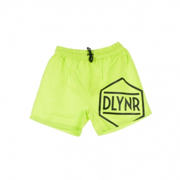 COSTUME LOGO FLUO GREEN