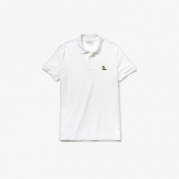 Polo limited edition BIANCO