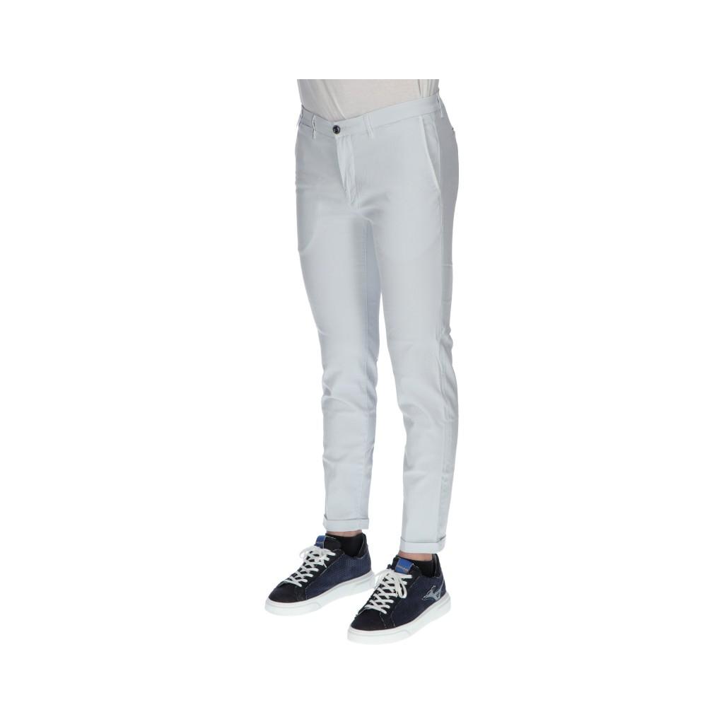 GRAY Slim Fit Hose