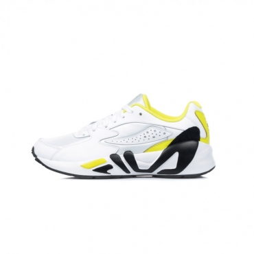 SCARPA BASSA MINDBLOWER WHITE/EMPIRE YELLOW/BLACK