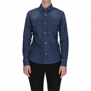 CAMICIA JOLI DENIM PRIVE W ROY ROGERS