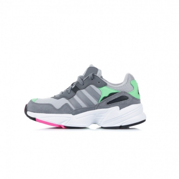 SCARPA BASSA YUNG-96 J GREY TWO/GREY THREE/SHOCK PINK
