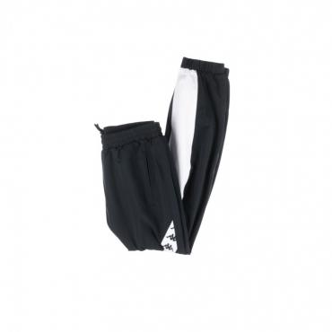 TRACK PANT BANDA BAWON BLACK/WHITE
