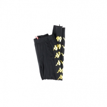 LEGGINS BANDA 10 BAYAP BLACK/YELLOW GOLD