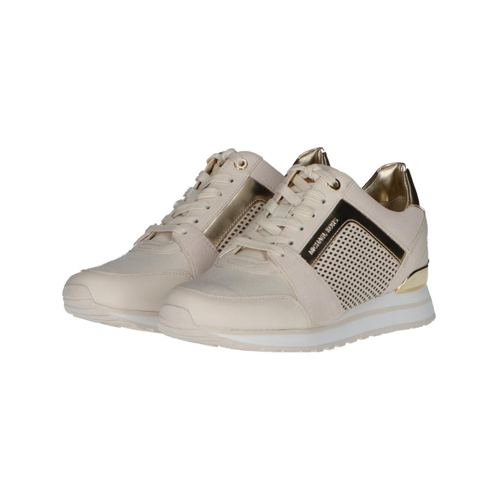 Sneaker Billie Trainer Michael Kors Beige