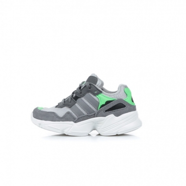 SCARPA BASSA YUNG-96 C GREY TWO/GREY THREE/SHOCK PINK