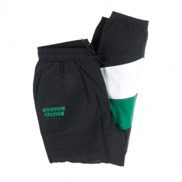 TRACK PANT NBA COLOUR BLOCK BOSCEL BLACK/ORIGINAL TEAM COLORS
