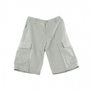 PANTALONE CORTO REGULAR CARGO SHORT CINDER STONE WASHED
