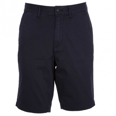 Bermuda in cotone stretch BLU NAVY