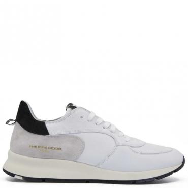 Sneaker Tropez Mondial Metal Blanc/Noir W120