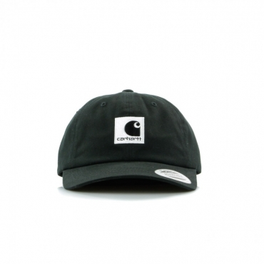 CAPPELLO VISIERA CURVA AGGIUSTABILE LEWISTON CAP BLACK/WAX