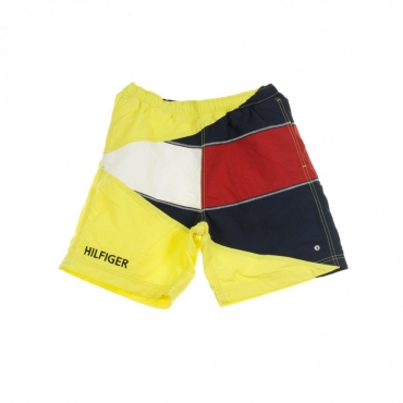 COSTUME FLAG SHORT GOLDFINCH/MULTI
