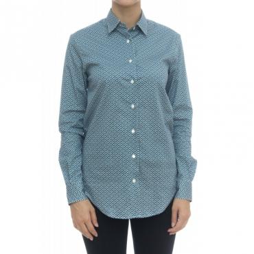 Camicia donna - 1105 55534 camicia fantasia 001